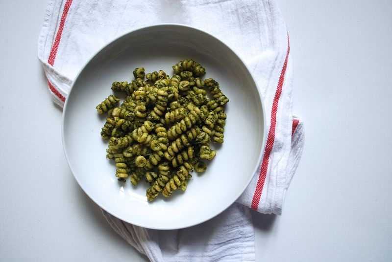 %name Pasta + Greens = 11 Spring Dinners, Done
