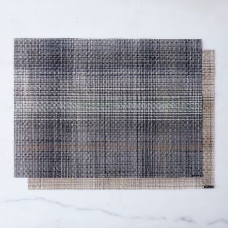 Plaid Placemats (Set of 4)