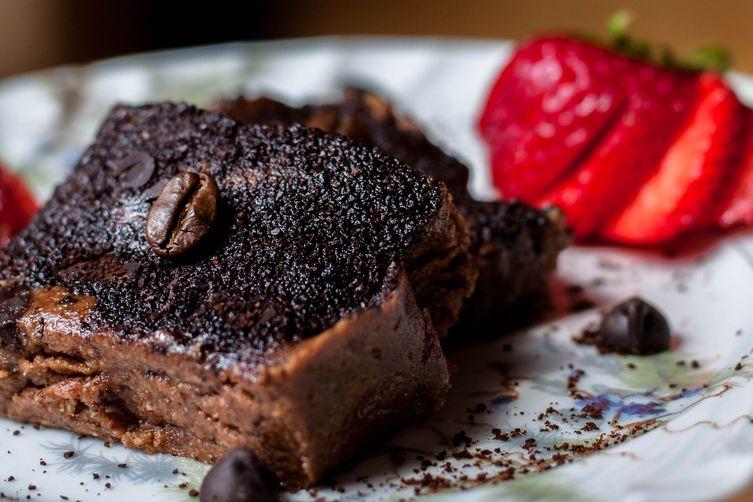 Chocolate Espresso Hazelnut Fudge