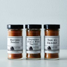 Moroccan Spice Collection (Set of 3)