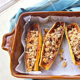 41c4d0f9 46b2 40e2 b112 f740caa87c85  spicy squash boats with fruity quinoa 600