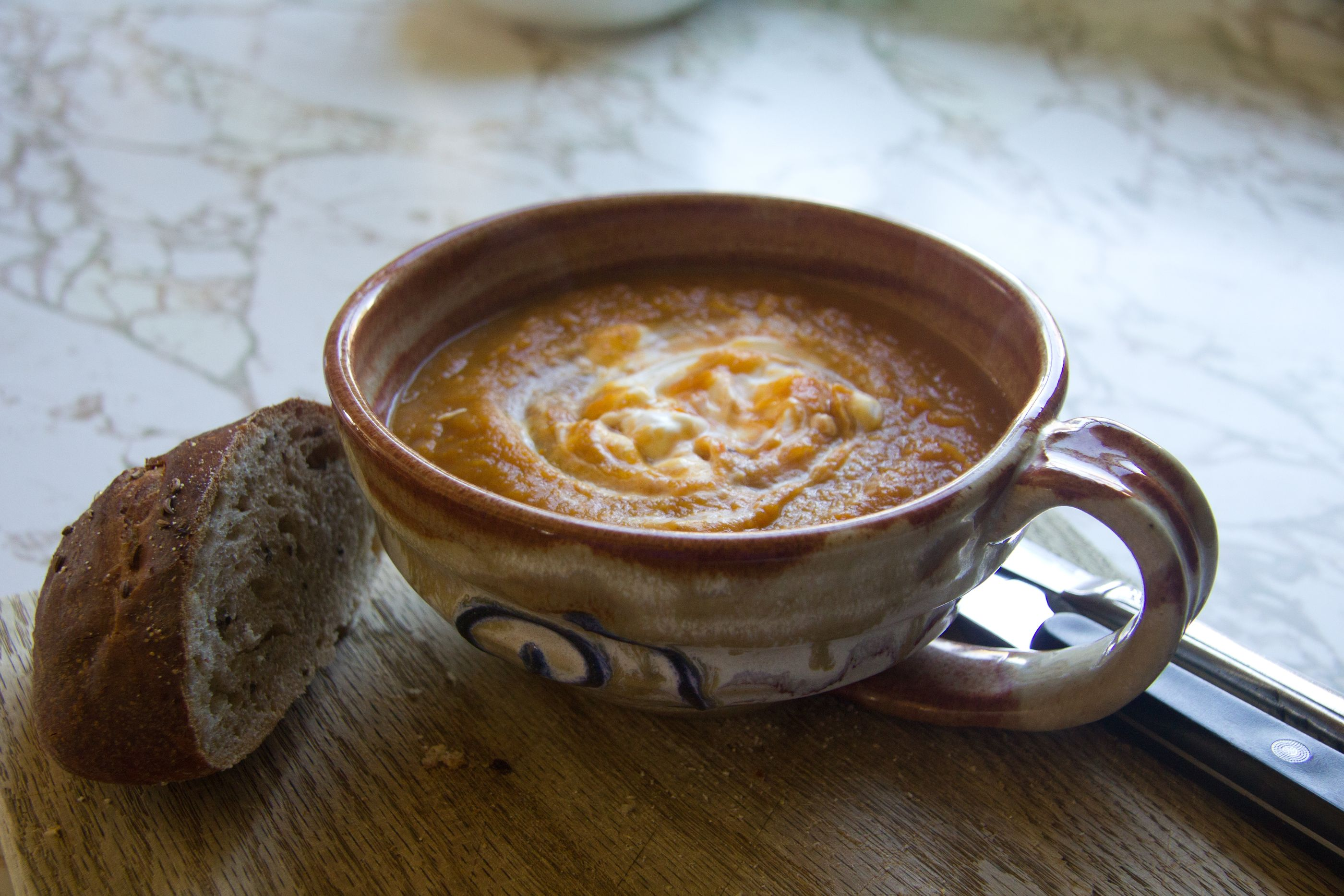 Chipotle Potato Soup
