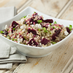 Quinoa and Roasted Beet Salad