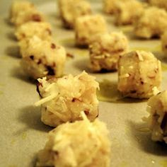 Hand-Formed Parmesan Tater Tots