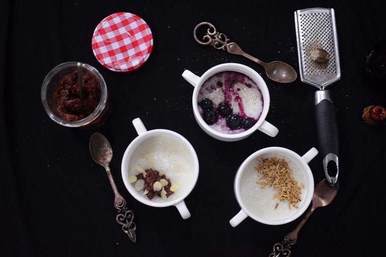 Mingau de Tapioca (Nigerian Tapioca Pudding)