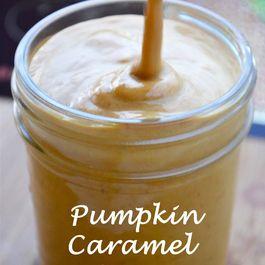 Simple Pumpkin Caramel Sauce