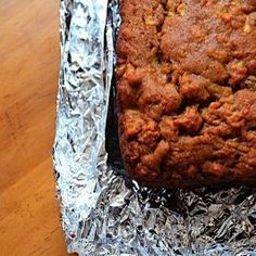 Double Apple Loaf Cake