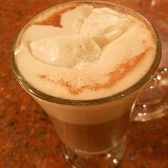 Cardamom Hot Chocolate with Cardamom Whipped Cream
