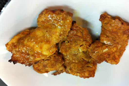 Tandoori-ish Chicken