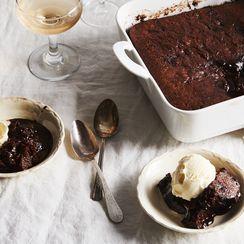 Magical Molten Chocolate Cake