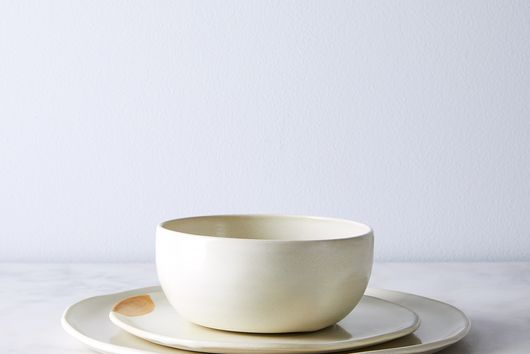Handmade Gold-Dipped Dinnerware
