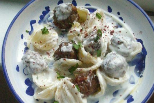 Manti Meatballs