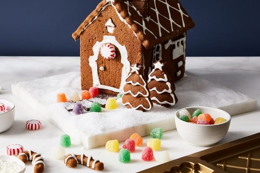 Italian Silicone Gingerbread House Mold