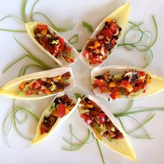 Dried figs and Pepper Appetizer