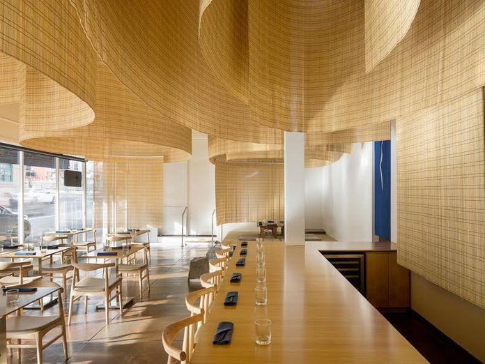 11 Inspiring Restaurant Interiors We're Bookmarking, Stat