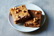 Miso Butterscotch Bars
