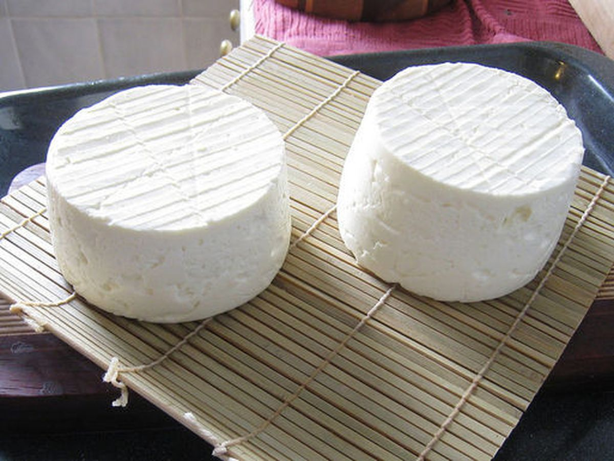 Как сделать сыр в домашних условиях без закваски 17