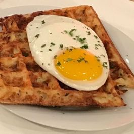291527a8 36da 432f 9efb 3037781cac7e  herbed parmesan hash brown waffles