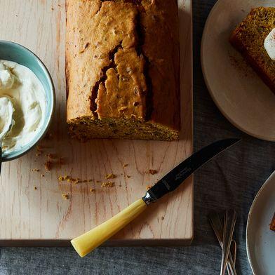 Butternut (or Sweet Potato or Pumpkin) Pecan Bread