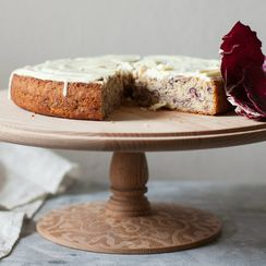 This White Chocolate Cake Has a Surprising (Erm, Leafy) Ingredient