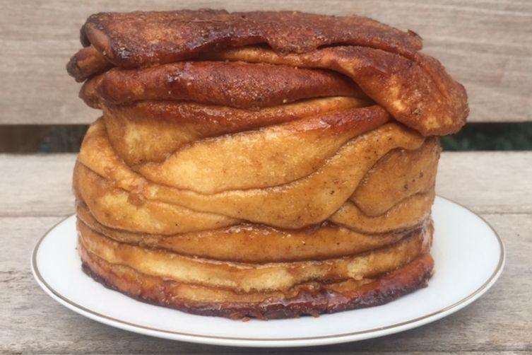 Folar de Olhão (Portuguese Cinnamon Cake)