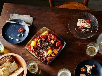 How to Turn a Cheesy, Tomatoey Dip into 9 Meals