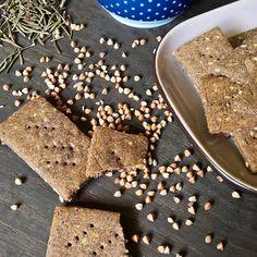 Cottage buckwheat crackers