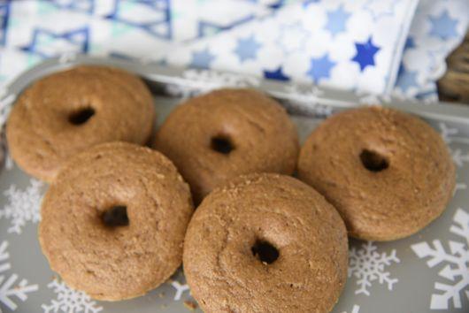 Lighter Chanukah Donuts