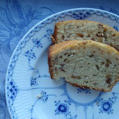 Earl-Grey and Date Teacake with a Citrus Glaze