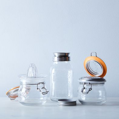 Kitchen Tool & Storage Jar Set