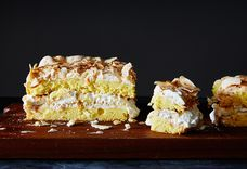 """""""World's Best Cake"""" with Banana & Coconut"""