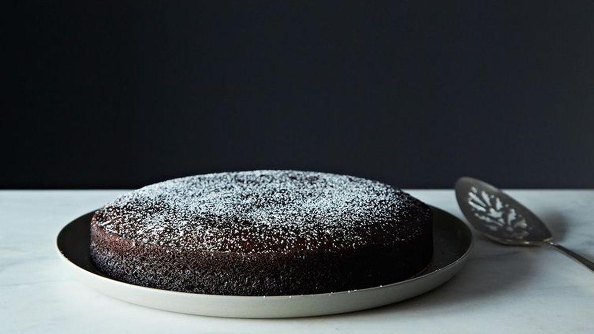 rational kuchen test, vegan chocolate amazon cake - pantry - genius recipes, Design ideen