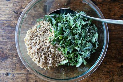 Don't Sauté Your Greens for This Simplified Ottolenghi Masterpiece