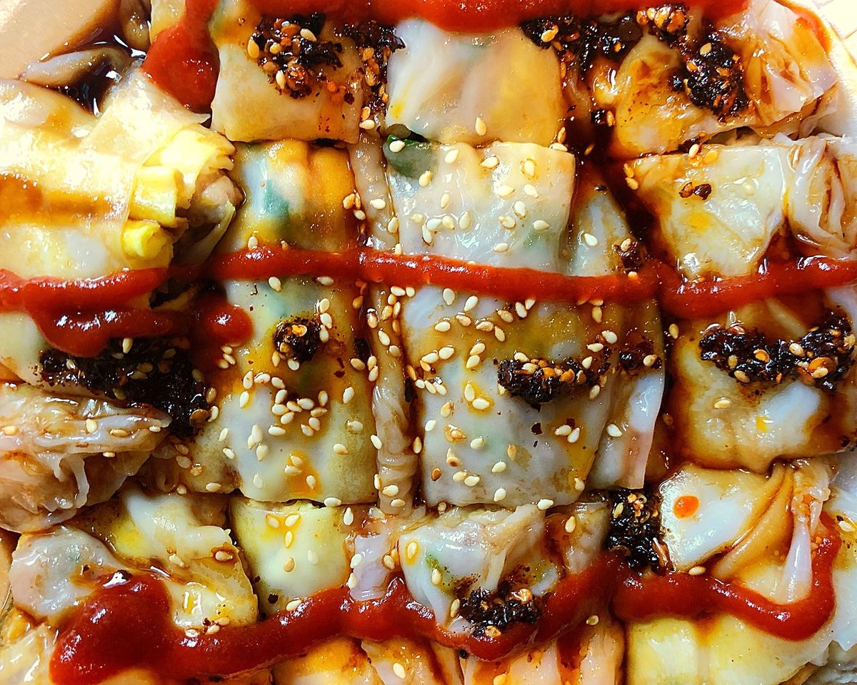 the best steamed rice rolls cheong fun in new york city