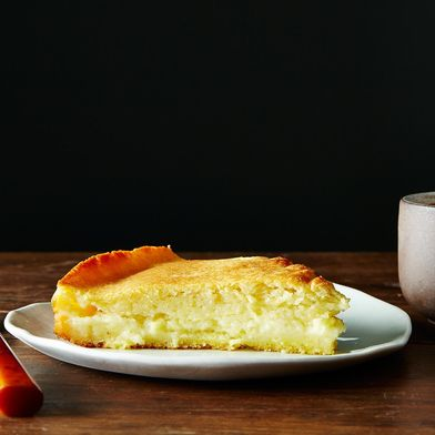 A Creamy Cornbread Cake That Needs Nothing Else