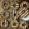 DIY Fudge Stripe Cookies