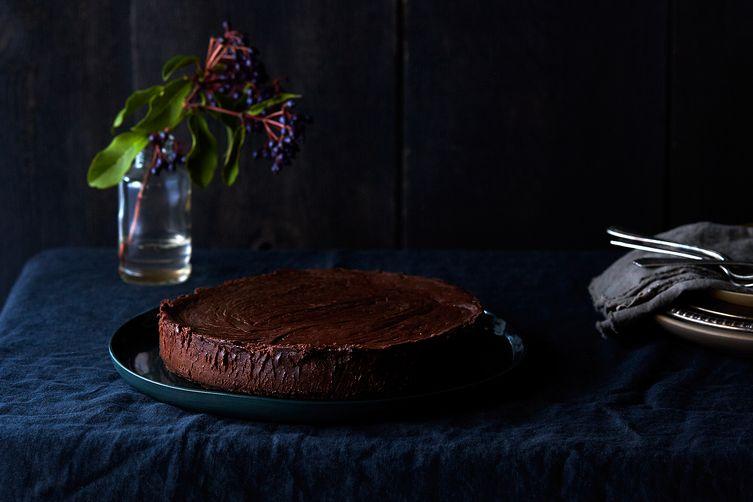 Rose Levy Beranbaum Flourless Chocolate Cake