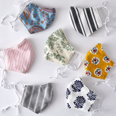 Food52 Adjustable Cloth Face Masks