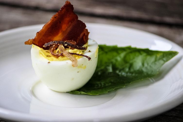 Simply the Best Deviled Eggs