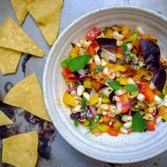 Colorful Summer Salsa Recipe