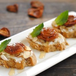 Crostini by Tony Bartlett
