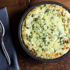 Green Rice: A Casserole for Spring