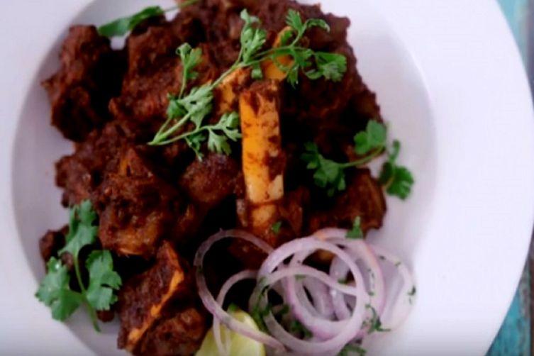 Kolhapuri Mutton