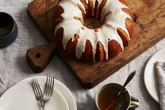 A Simple, Citrusy Cake With a Genius Secret Ingredient