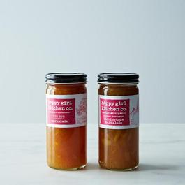 Limited Edition Big Sur and Blood Orange Marmalade Duo from Happy Girl Kitchen