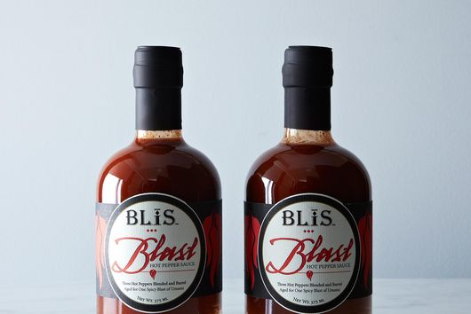 BLiS Blast Bourbon Barrel-Aged Hot Pepper Sauce (2-Pack)