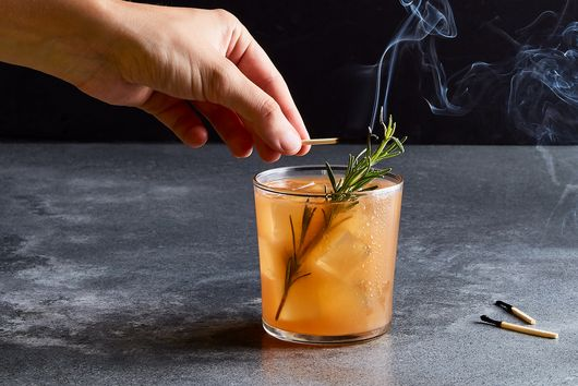 Rosemary-Grapefruit Margarita
