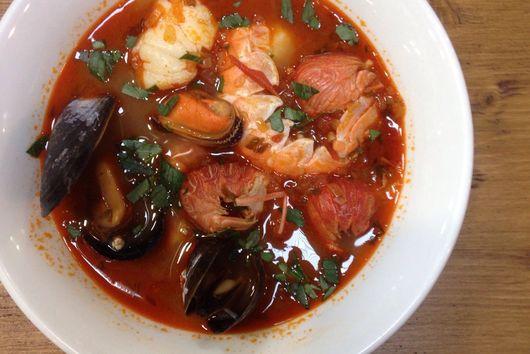 Seafood Broth