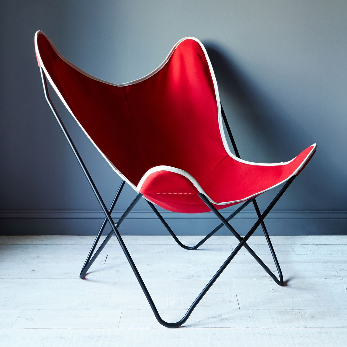 Butterfly chairs - Steel Butterfly Chair