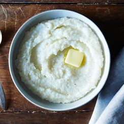 Sean Brock's Southern Grits